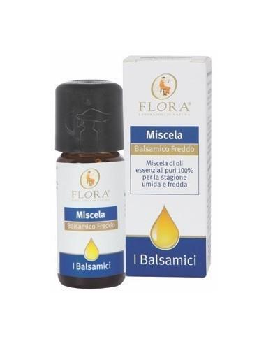 Miscela di Oli Essenziali BALSAMICO FREDDO 10 ml