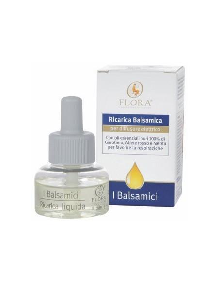 Ricarica Balsamica per diffusore elettrico 25 ml