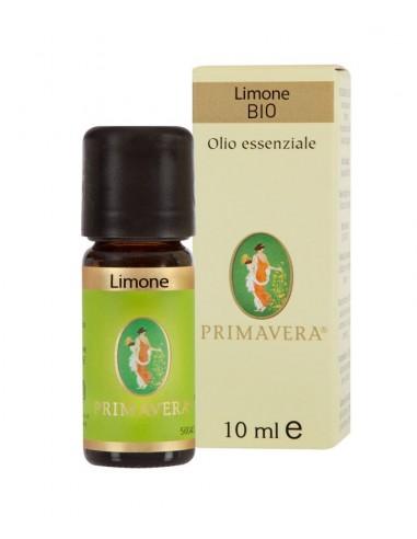 Olio Essenziale di Limone, BIO - 10 ml