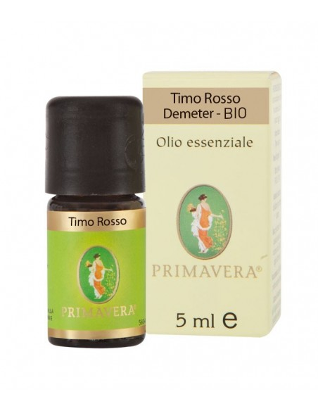 Olio Essenziale di Timo rosso, DEMETER - 5 ml