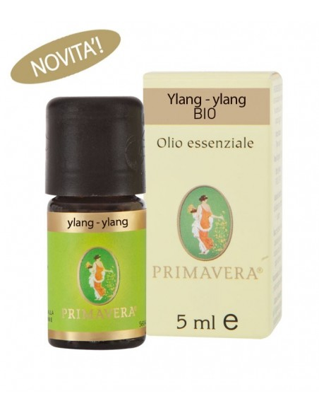 Olio Essenziale di Ylang-ylang, BIO - 5 ml