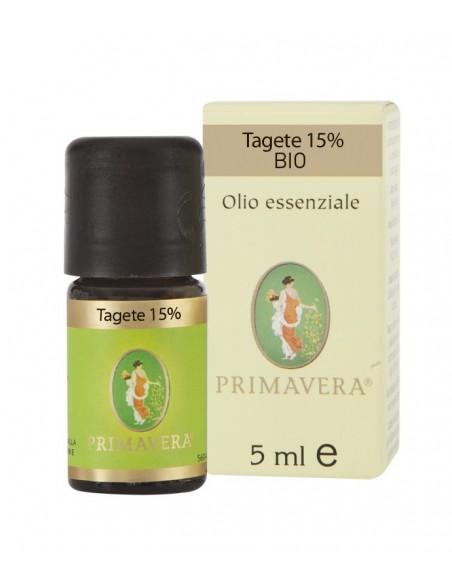 Olio essenziale di Tagete 15%, BIO - 5 ml