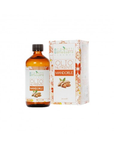 Olio Nutriente Mandorle - 250 ml