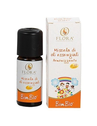 Miscela di oli essenziali BimBìo - 10 ml