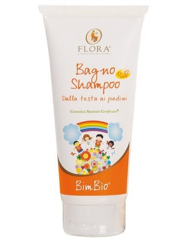 Bagno Shampoo BIO - 200 ml