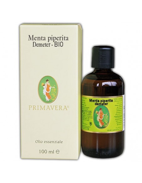 Menta piperita, DEMETER - 100 ml
