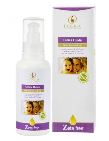 Crema Fluida Zeta free - 200 ml