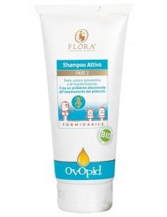 Shampoo attivo BIO - FASE 2 - 200 ml