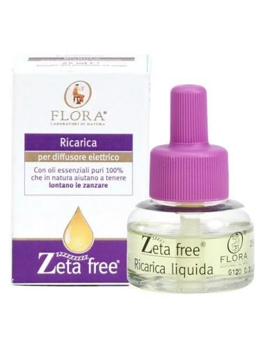 Ricarica Zeta free - 25 ml