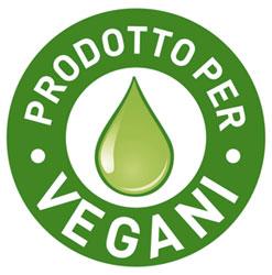 prodotto per vegani